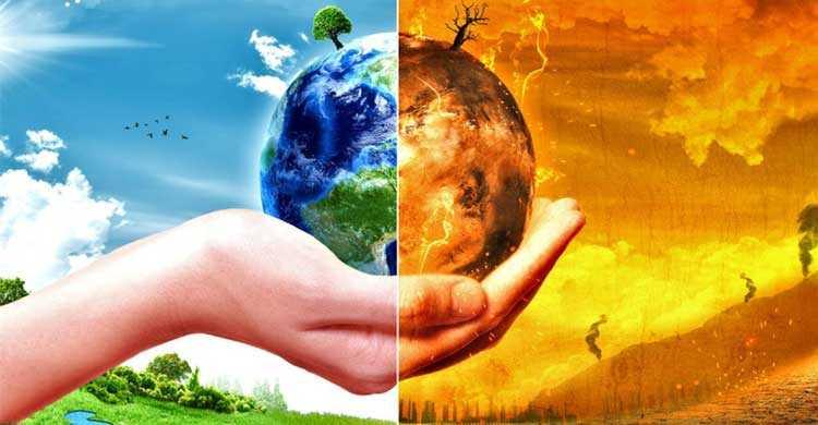 Terpanggang di Bumi Sendiri