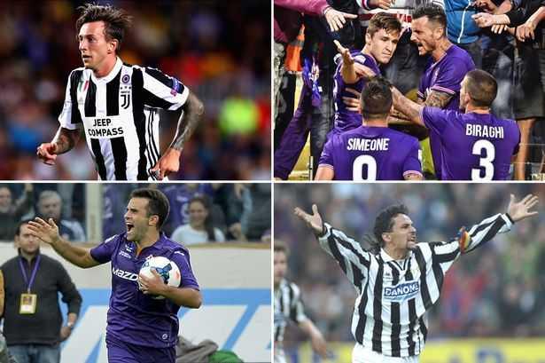 """""""Gobbi"""" di Tengah Rivalitas Fiorentina dan Juventus"""