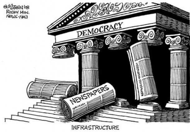 Jurnalisme dan Pers Kian Penting di Tengah Konten Sosmed yang Blur dan Miring