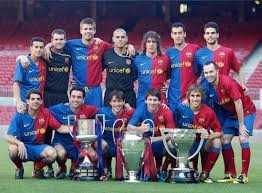El Barca Menuju Trebel Ketika El Real Menuju Nir Gelar
