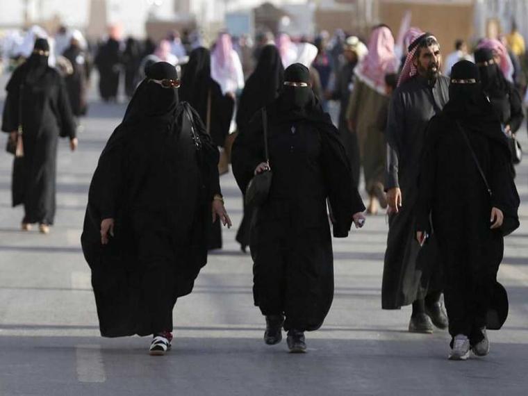 Ketika Wanita Arab Saudi Menyongsong Perubahan