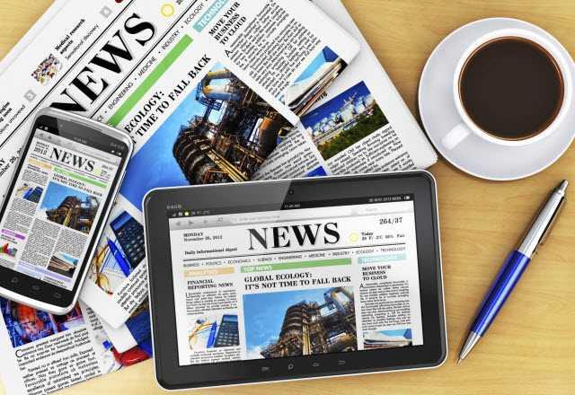 Media Massa, Masa Peralihan, Masa Kini dan Masa Depan