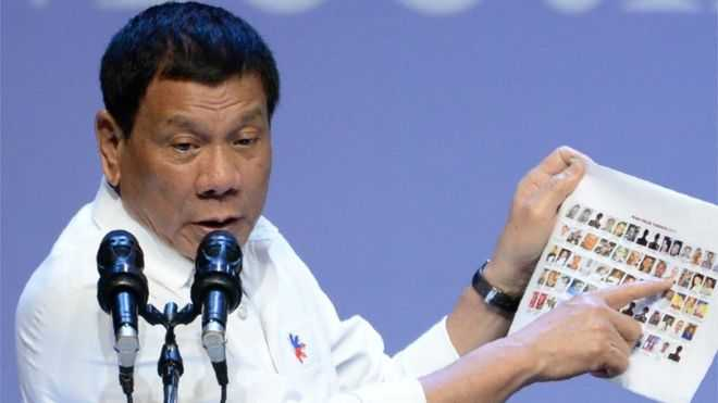"""Operasi """"Oplan Tokhang"""" di Filipina dan Kejahatan Kemanusiaan"""