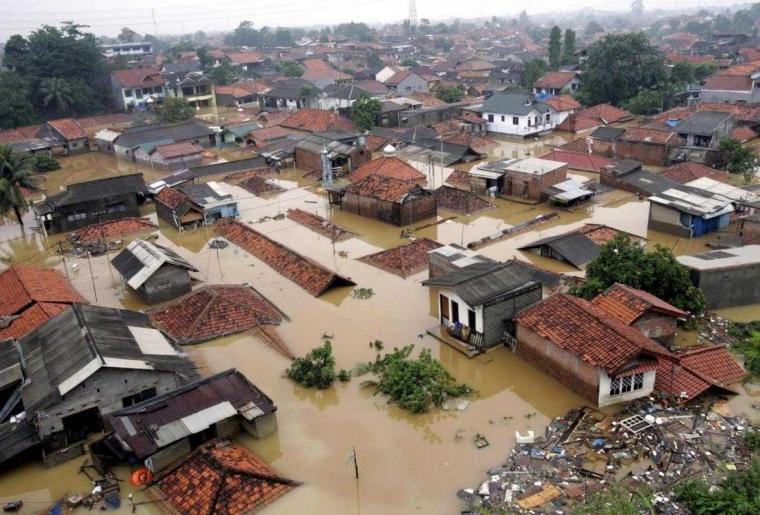 Jakarta Bisa Alami Kelangkaan Air Minum Tahun 2030