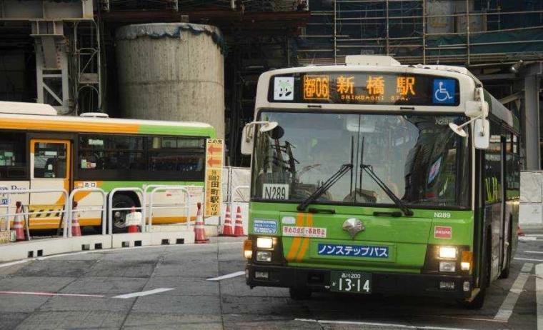 Di Jepang, Jangan Coba-coba Mengoperasikan Bus Tidak Laik Jalan