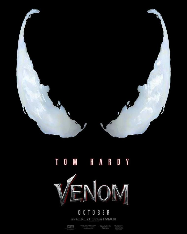 Venom, Alien Parasit dari Marvel
