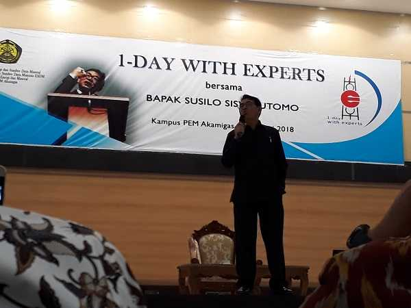 """One Day With Susilo Siswoutomo"""