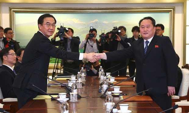 Ketika Olimpiade Musim Dingin Menyatukan Dua Korea