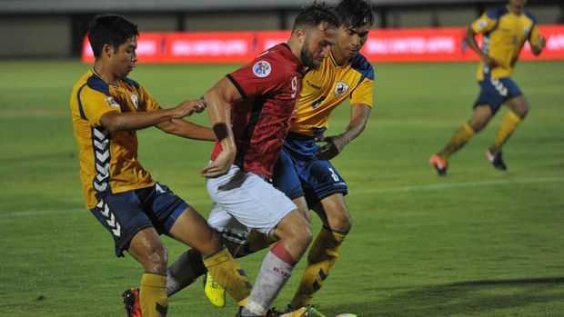 Belajar dari Kekalahan Bali United dari Yangon United