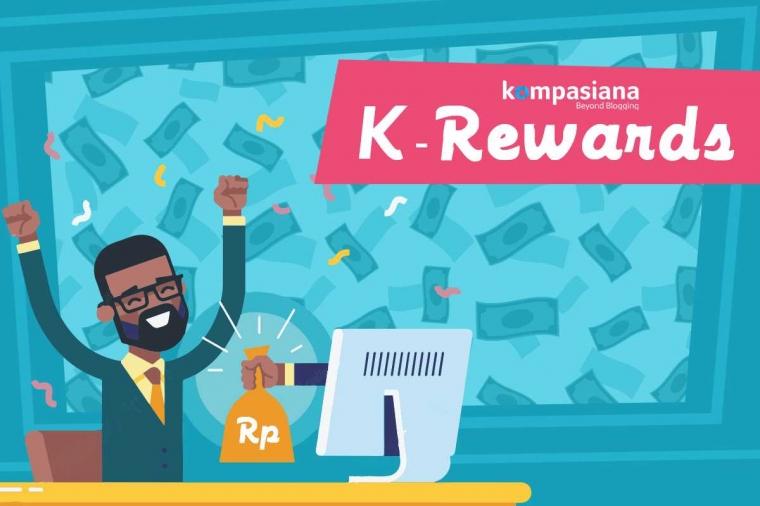 Program K-Rewards Edisi Perdana!