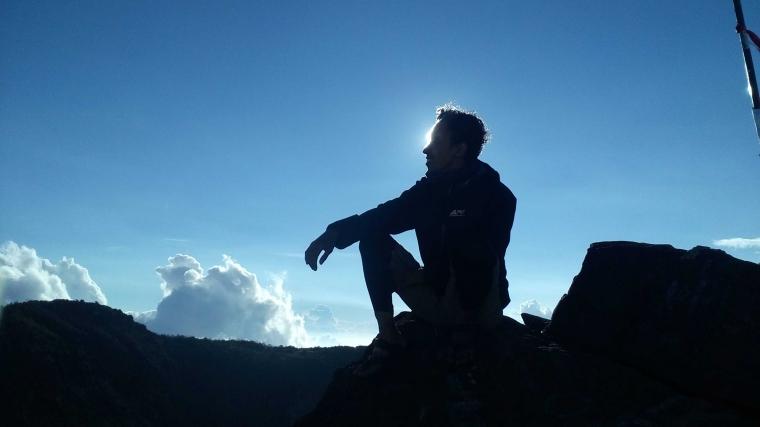 Gunung, Tempat Menguji Kepribadian