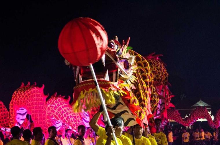Naga Batik Akan Memeriahkan Pekan Budaya Tionghoa Yogyakarta ke-13 Yogyakarta