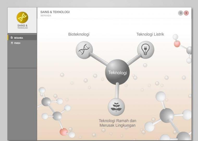 Multimedia Pembelajaran Berbasis Literasi Sains