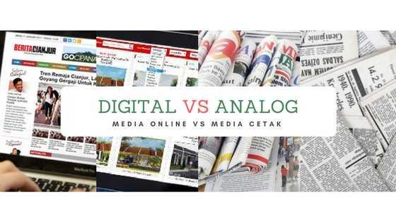 Media Analog dan Digital, Saling Melengkapi dalam Informasi