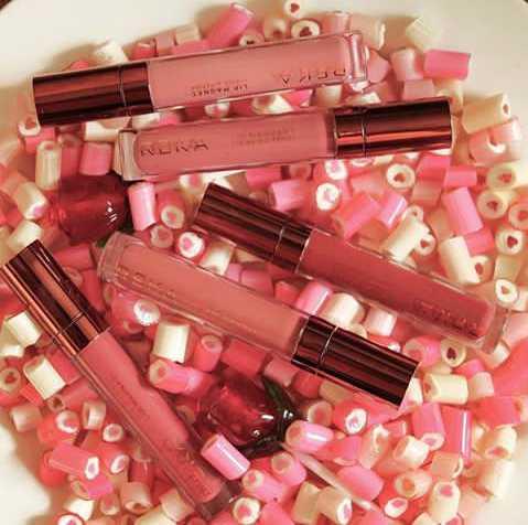 Lipmatte Reka Cosmetic untuk Ladies!