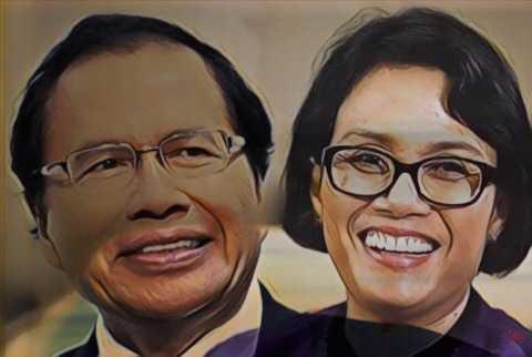 Beda Sudut Pandang Sri Mulyani dengan Rizal Ramli tentang Aksi Kartu Kuning Zaadit
