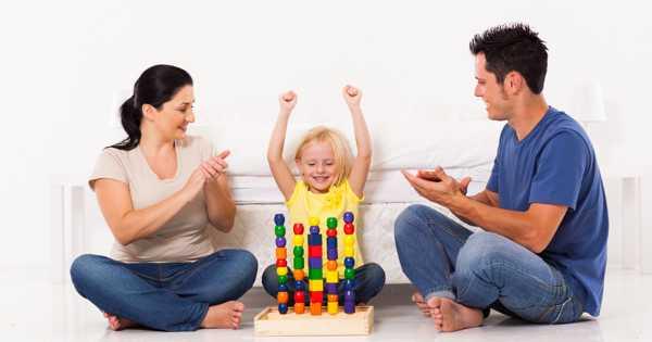 Yuk Menanamkan Nilai Positif pada Anak