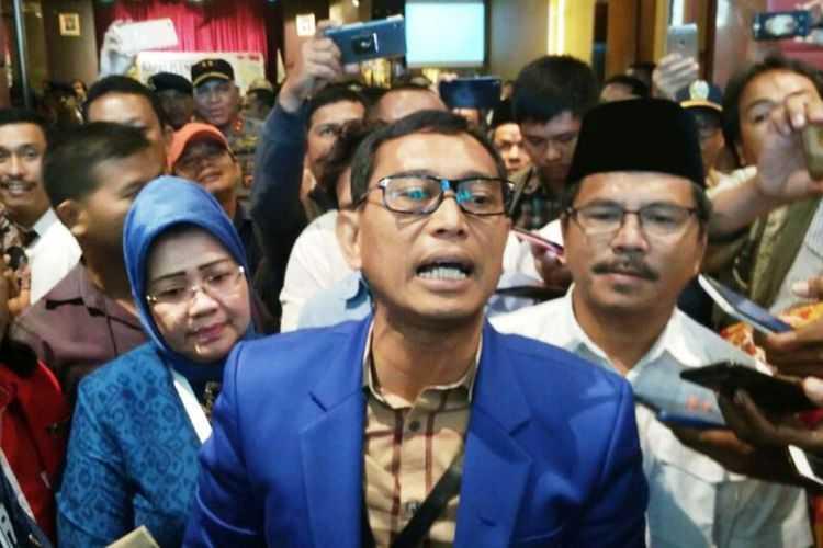 JR Saragih Gagal Maju Pilgub, Demokrat Tuduh KPU Jadi Alat Permainan Parpol