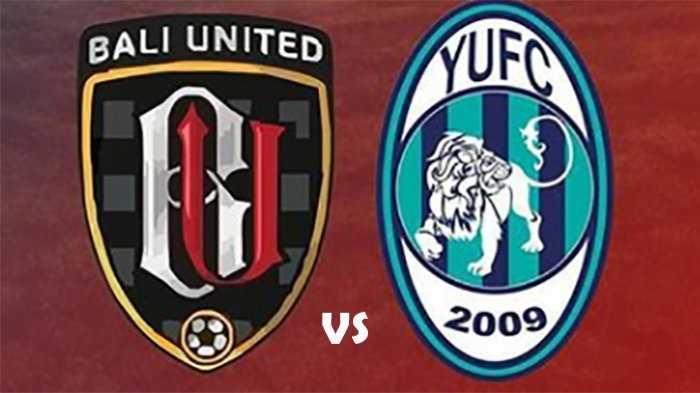 Turunkan Lapis Kedua Bali United Dilumat Yangon United