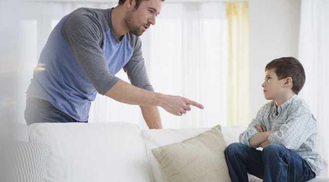 Tidak Seharusnya Anak yang Nakal Diberi Label Negatif