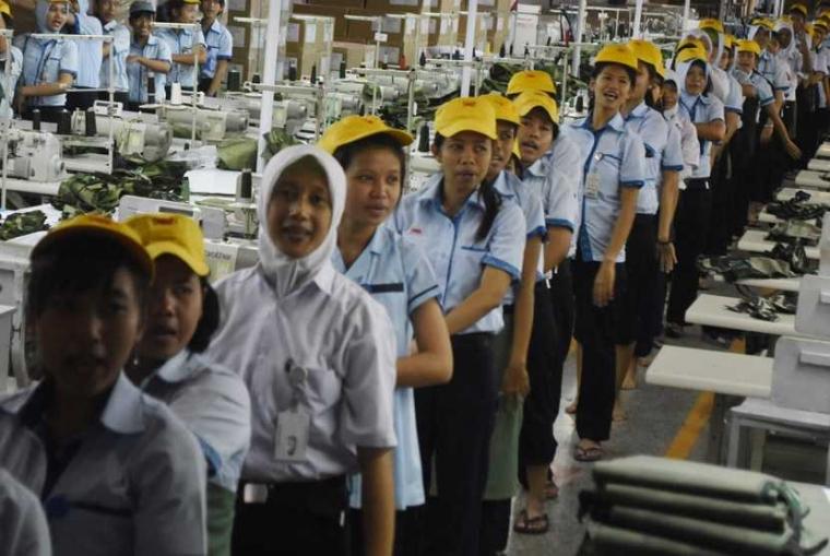Nasib Buruh di Perundingan I-EU CEPA di Solo