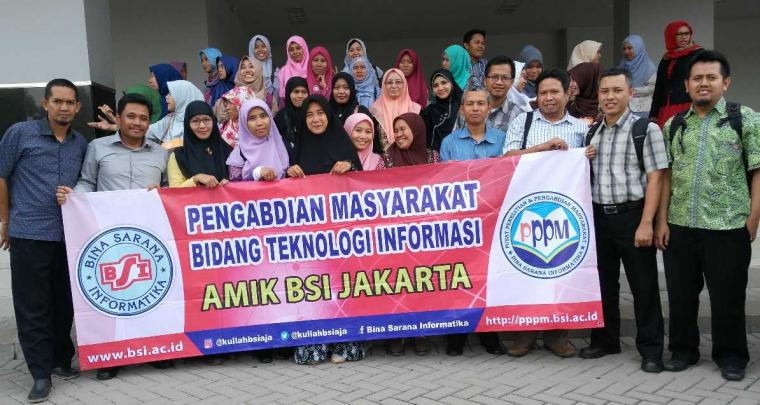 Dari Dosen AMIK BSI Jakarta untuk Guru PAUD