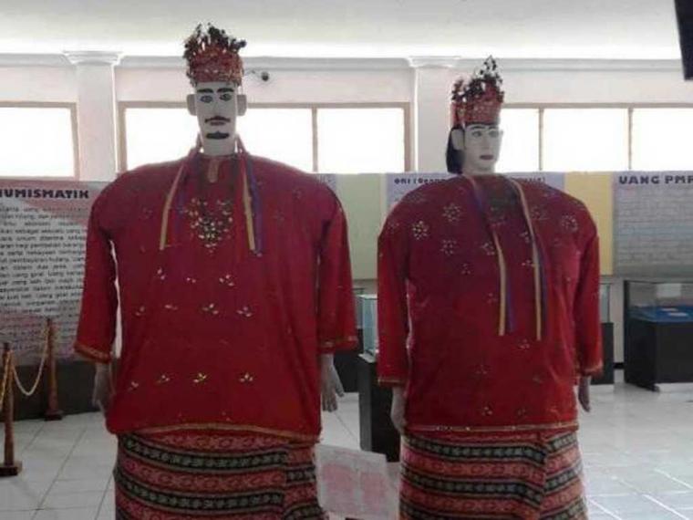 Barong Landong, Ondel-ondel khas Bengkulu