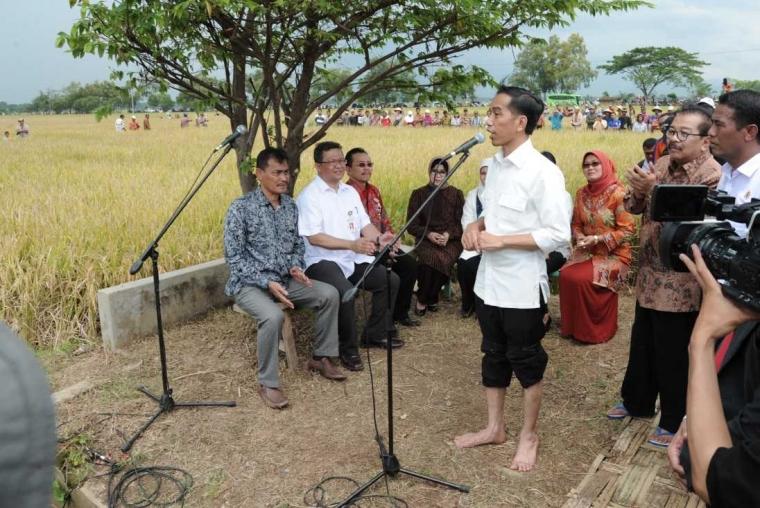 Jokowi dan Sempritan
