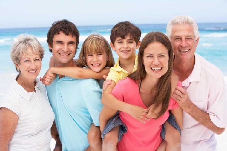 Keluarga Bangga saat Kau Tidak Putus Asa