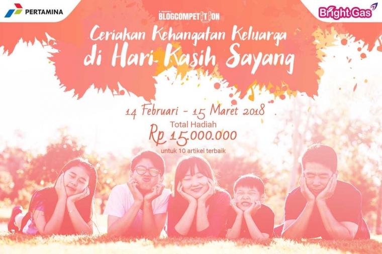 [HARI TERAKHIR] Ceriakan Kehangatan Keluarga di Hari Kasih Sayang