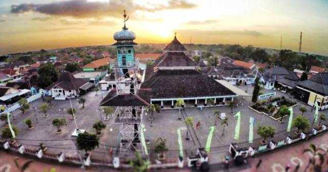 Uniknya Masjid-masjid Kuno di Jawa