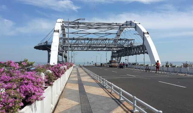 Jembatan Surabaya, Daya Tarik Baru Pantai Kenjeran