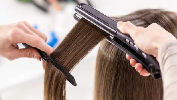 Cara Meluruskan Rambut Dengan Indah