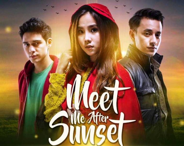 """Rayakan Bulan Kasih Sayang dengan Nobar Drama Remaja Romantis """"Meet Me After Sunset"""""""