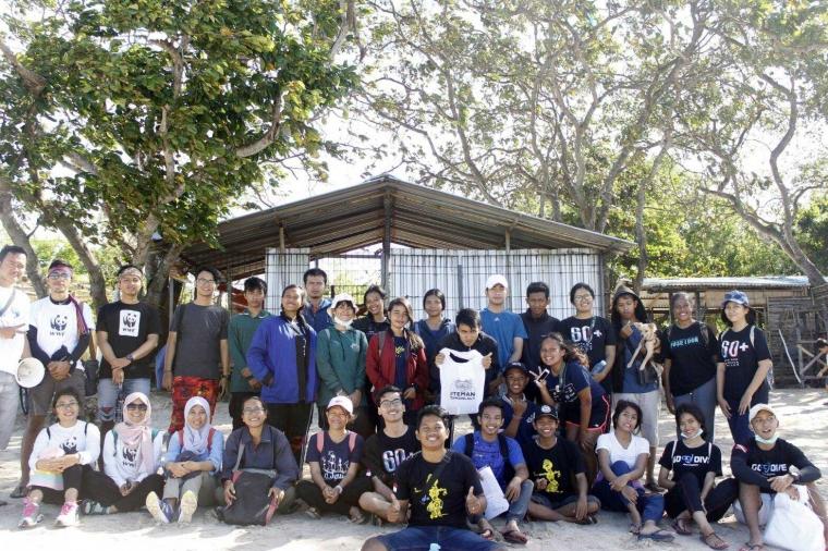 """Peringati Hari Sampah Nasional, Komunitas EH Bali Gelar Aksi """"Coastal Beach Clean Up"""""""