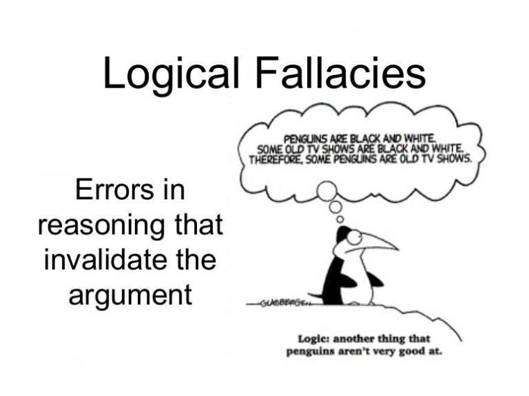 bias fallacies and rhetoric in citizen Fallacies are fake or deceptive arguments, junk cognition, that is, arguments that seem irrefutable but prove nothing fallacies often seem superficially sound and they far too often retain immense persuasive power even after being clearly exposed as false.