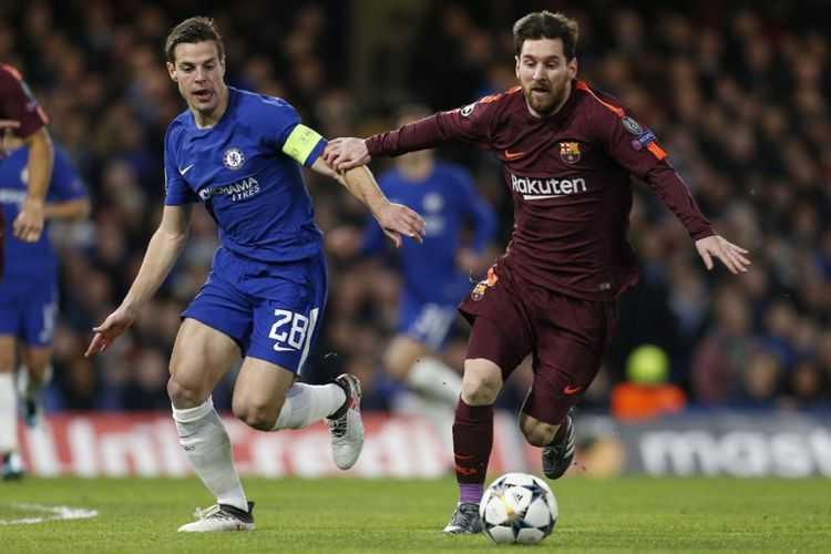 Strategi Cerdas Chelsea dan Posisi Aman Barcelona