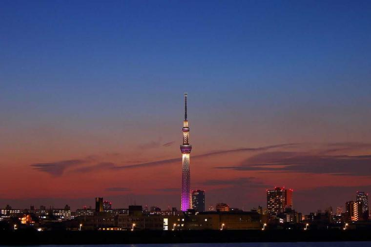 Menjelajah Dunia Wisata Tokyo SkyTree