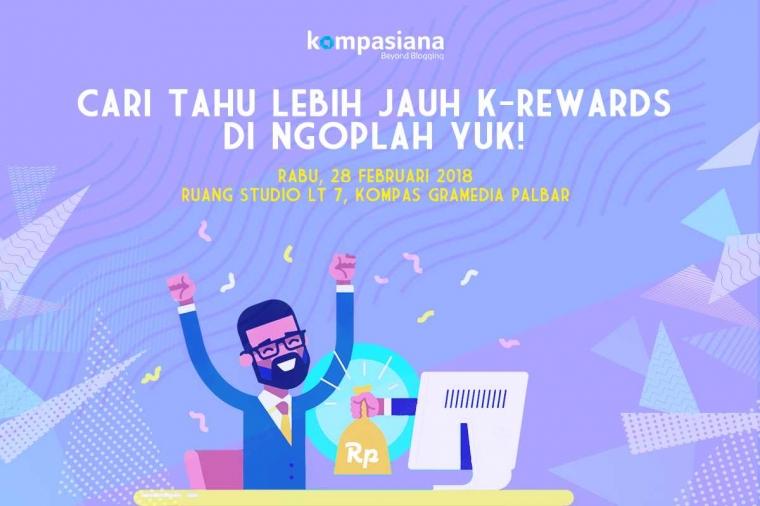 Cari Tahu Lebih Jauh K-Rewards di Ngoplah Yuk!