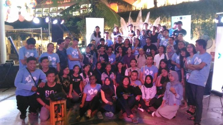 """Komunitas EH Bali Unjuk Gigi Olah Sampah Plastik Menjadi """"Eco-brick"""""""