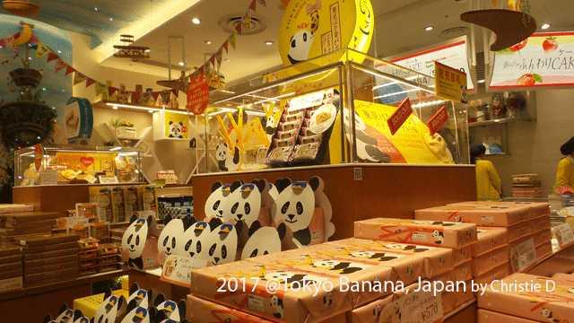 Tokyo Banana, Suvenir Manis dari Jepang