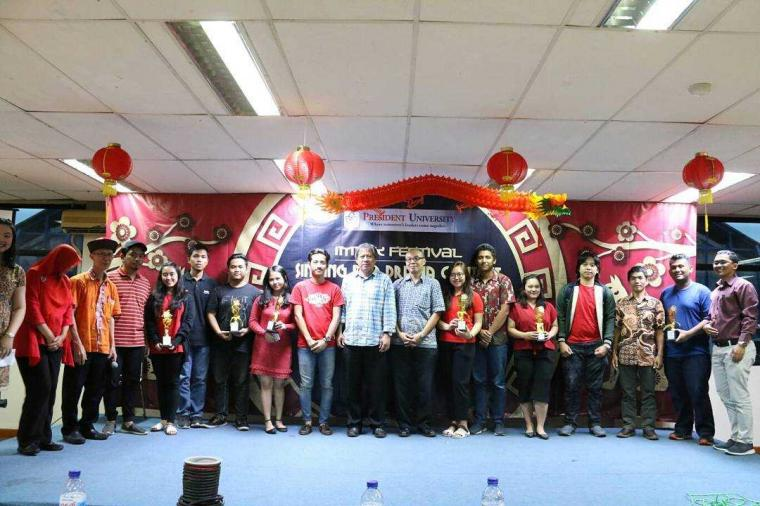 The Euphoria Chinese Students Celebrating Chinese New Year in Indonesia