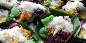 Jajanan Pasar Kuliner Tradisional Indonesia Yang Melegenda