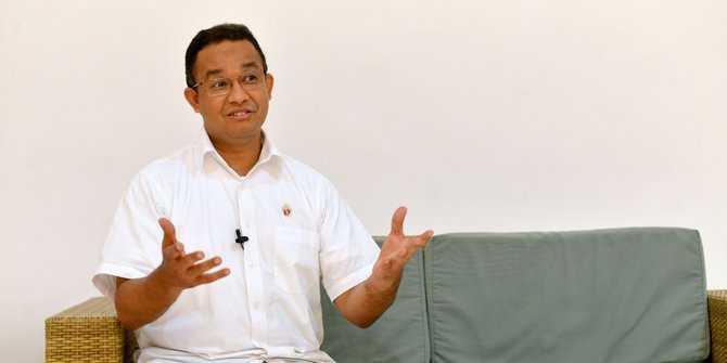 Pak Anies, Diskresi Itu Bukan Kebijakan Pembangunan