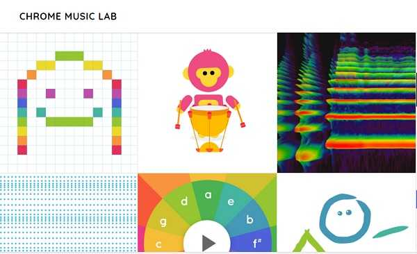 Serunya Bermain dan Bereksperimen Musik di Google Chrome Music Lab