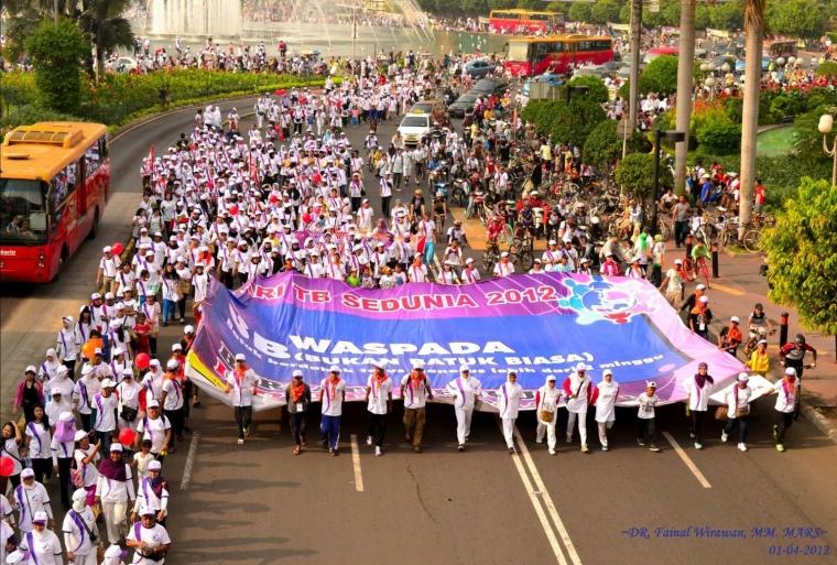 Setelah Perayaan Hari TBC Sedunia, Lalu Apa?