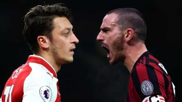 Mukadimah Sebelum AC Milan Menjamu Arsenal