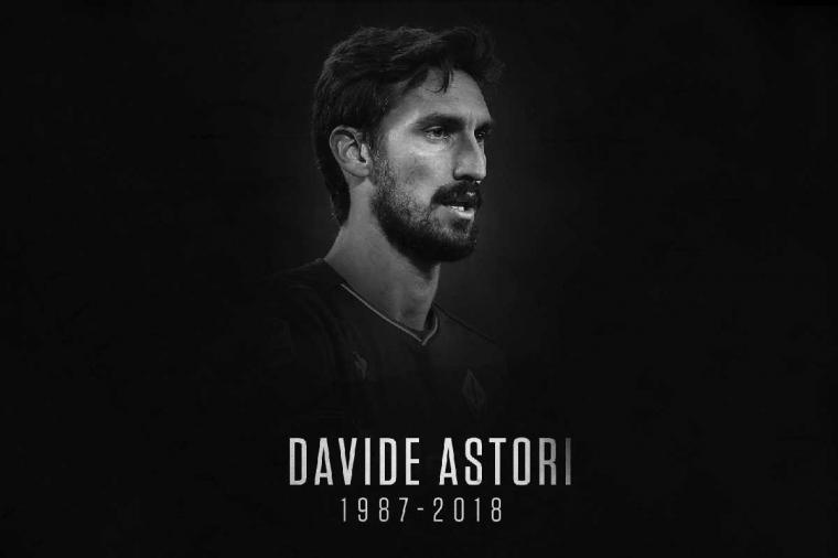 Kematian Davide Astori dan Konsekuensi Ditundanya Tujuh Pertandingan Serie A