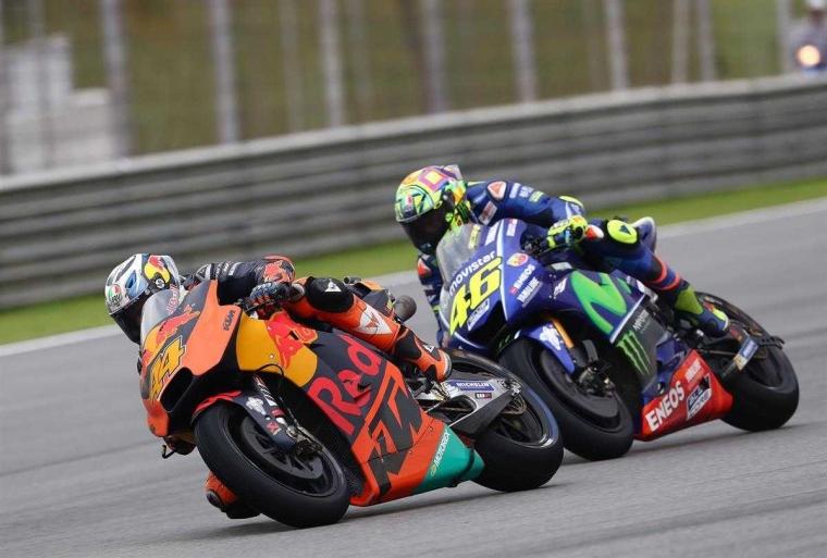 Ambisi KTM Meruntuhkan Dominasi Pemain Lama