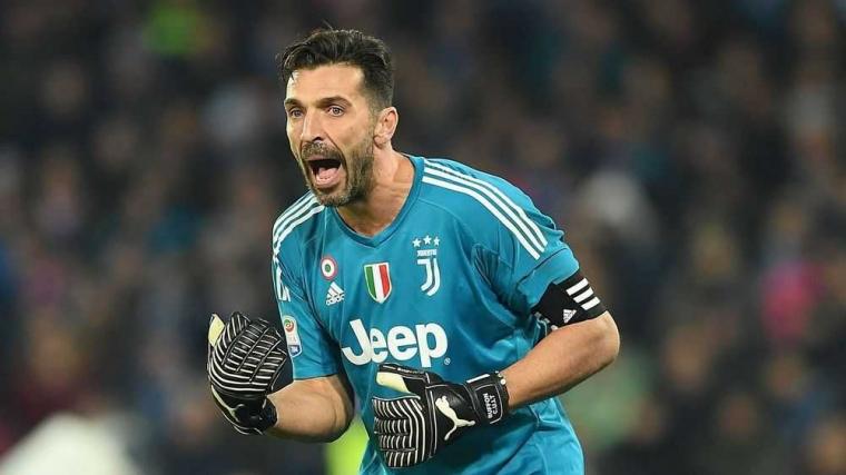 "Gianluigi Buffon, Benteng Terakhir ""La Vecchia Signora"" di Wembley"